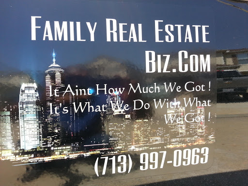 Family Real Estate Biz App