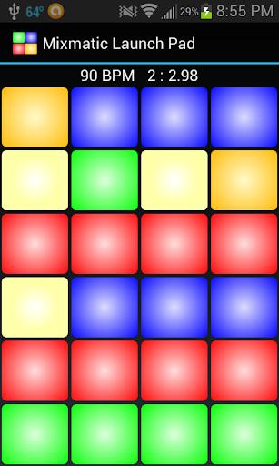 Mixmatic Loop Pad