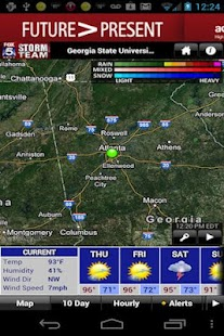 FOX 5 Storm Team - screenshot thumbnail