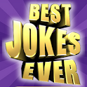 500 Best Jokes logo