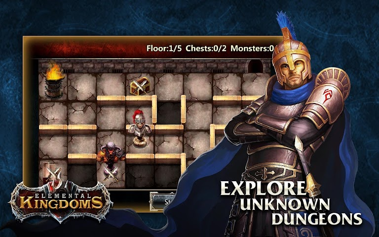 android Elemental Kingdoms (CCG) Screenshot 10