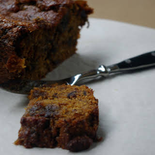 Gluten-free Sticky Date Cake.