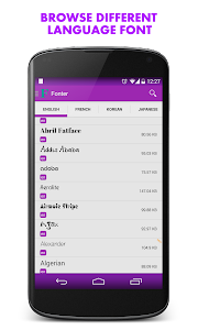 Fonter Pro - Best Font manager v2.9.5