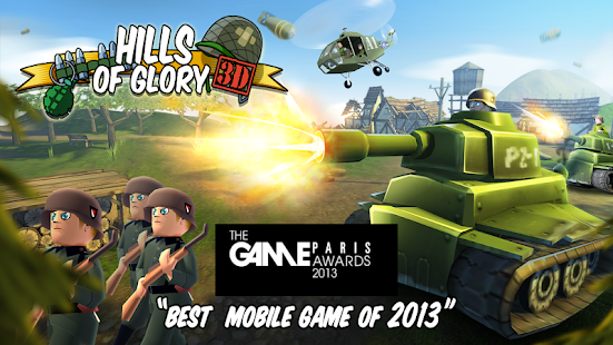 Hills of Glory 3D - screenshot thumbnail
