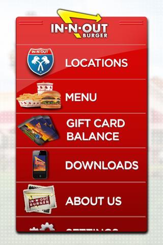 In-N-Out Burger - screenshot