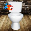 Goldfish Toss logo