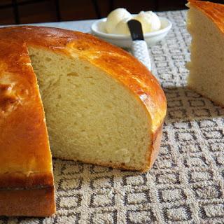 Portuguese Sweet Bread.