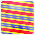 Stripes Live Wallpaper FREE logo