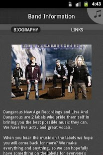 Dan Age Recs - screenshot thumbnail