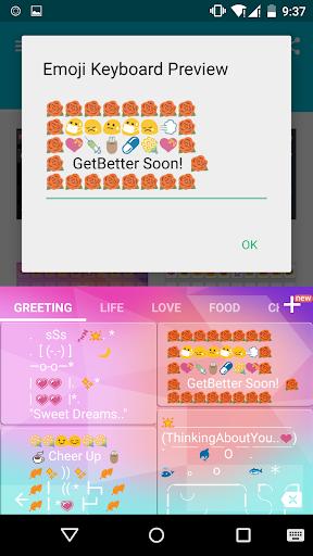 Emoji Keyboard -Cute Emoticons