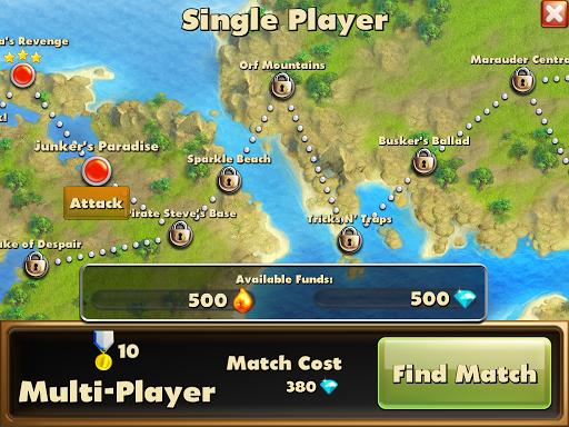 Battle Beach 1.4.8 screenshots 11