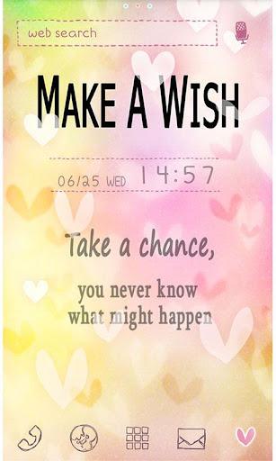 Love Theme-Make a Wish- 1.0 Windows u7528 1
