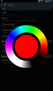 Speaking Clock: TellMeTheTime - screenshot thumbnail