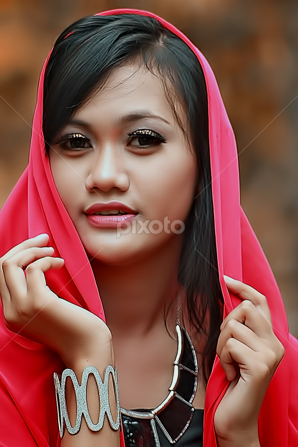 by Borneo Photography - People Portraits of Women