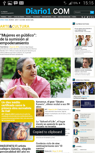 Diario 1