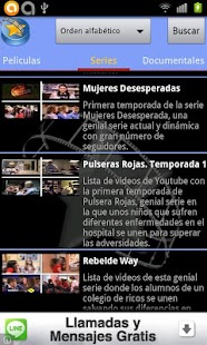 Youtube TV (movies in spanish) - screenshot thumbnail