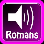 Free Talking Bible, Romans