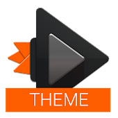 Dark Orange Theme