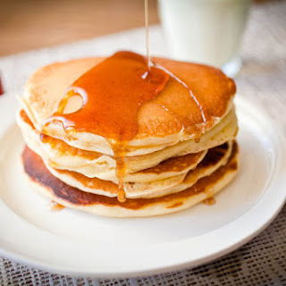 Buttermilk Pancakes.