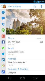 Dialer + - screenshot thumbnail