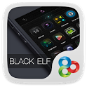 Black Elf GO Launcher Theme icon