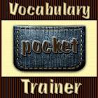 Vocabularytrainer pocket icon