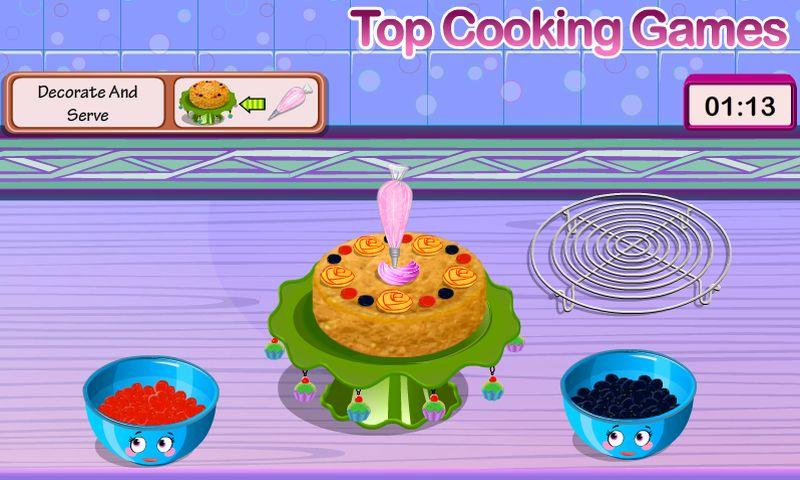 Apple Cake- screenshot