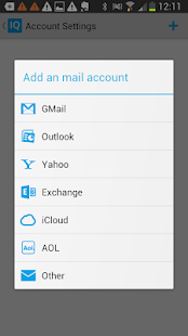 IQTELL Email app and GTD® - screenshot thumbnail