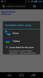 TelStop - screenshot thumbnail