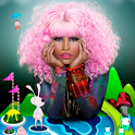 Nicki Minaj Fan App icon