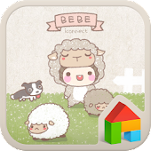 bebe sheep dodol launcher