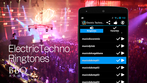 Electric Techno Ringtones