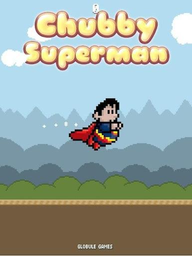 Chubby Superman