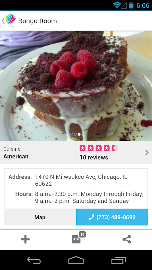 Chicago City Guide - Gogobot - screenshot