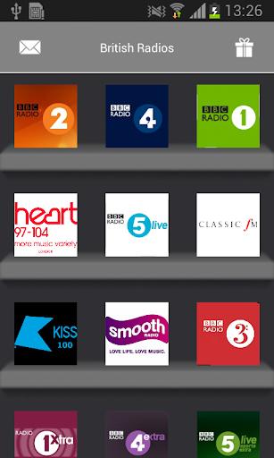 British Radios - Top UK Radio