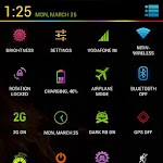 Neon Colors Theme CM11/AOKP v4.44