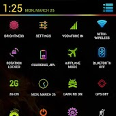 CM 11/10.2 THEME NEON COLORS