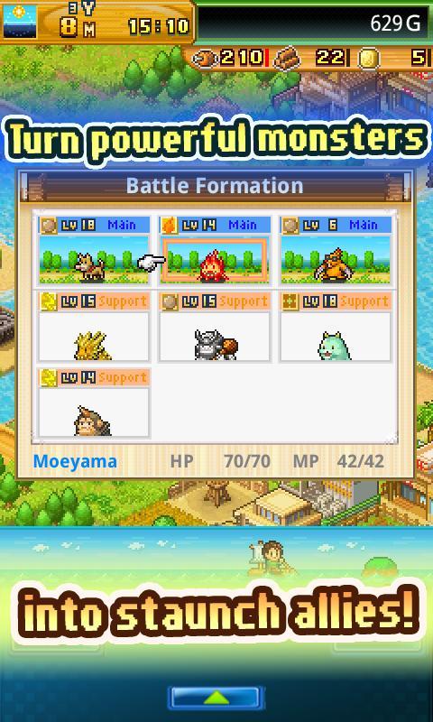 Beastie Bay screenshot #5