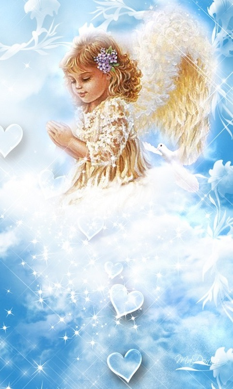 angel live wallpaper android apps on google play