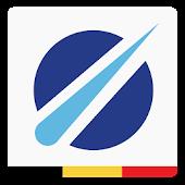 Buienradar voor België