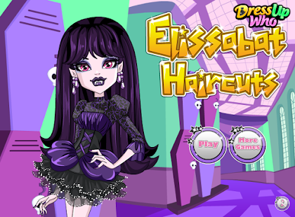 Game Monster High Elissabat Haircut Apk For Smart Watch Download