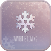 WINTER IS COMING GO SMS THEME APK for Bluestacks