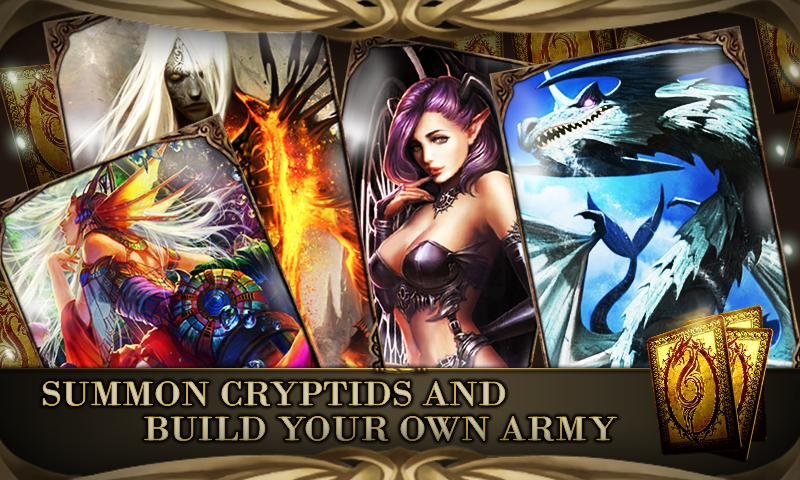 Legend of the Cryptids - screenshot