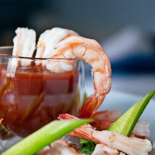Asian Shrimp Cocktail.