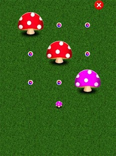Mushroom Tic Tac Toe - screenshot thumbnail
