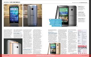 Screenshot of Mobile Choice