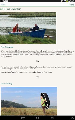 Llanybri Heritage Trails  screenshots 6