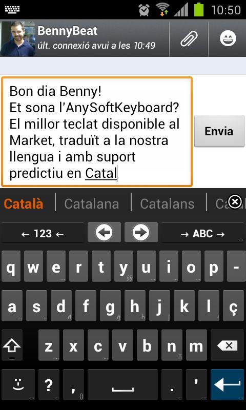 Catalan Language Pack- screenshot