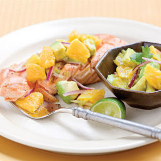 Orange-Avocado Salsa