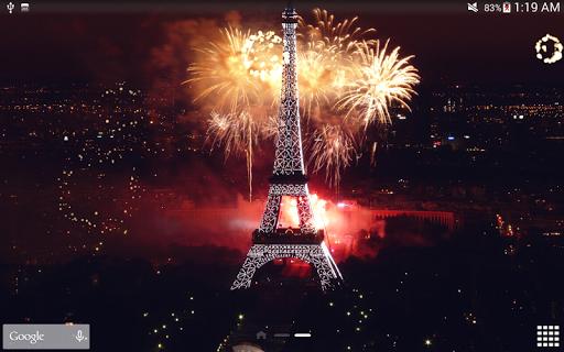Fireworks Live Wallpaper 2018 1.2.1 screenshots 21